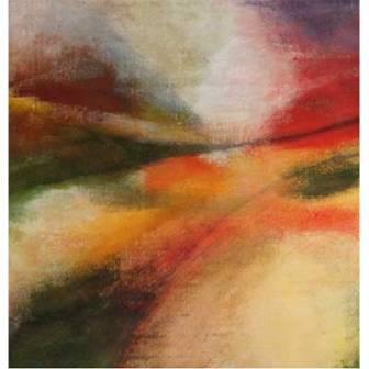 Louisa Mutinelli 1, acrylic on canvas