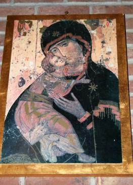 Onze Lieve Vrouw van Vladimir, Sint-Antoniuskerk